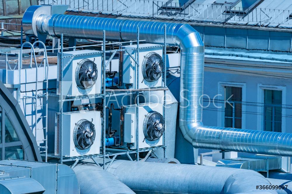 sửa máy lạnh công nghiệp 4